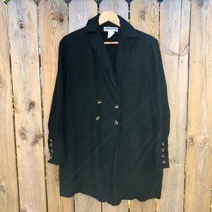 Sonia Rykiel   Vintage 80's Oversized Linen Blazer